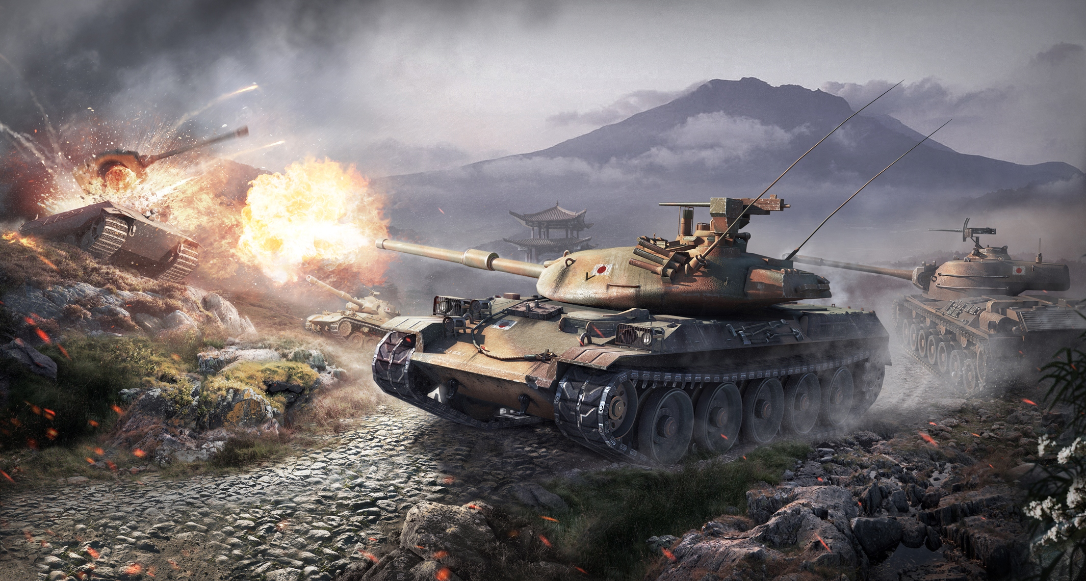 WoT_Artwork_Japan_Tanks