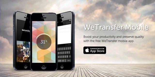 WeTransfer Debuts New Mobile App to Boost Productivity