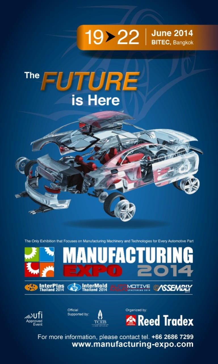 Pic-Manufacturing Expo 2014