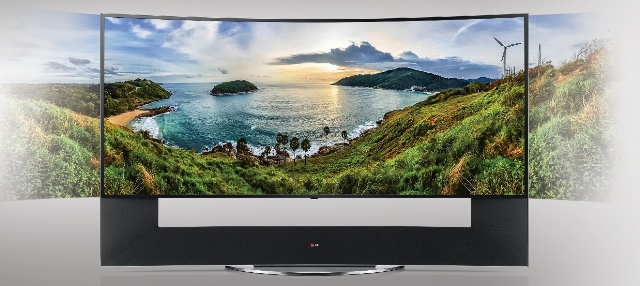 01_105-inch CURVED ULTRA HD TV