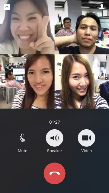 Video Call for Groups (3)