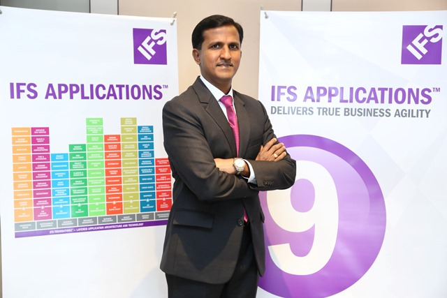 Sridharan Arumugam, Vice President, IFS South-East Asia
