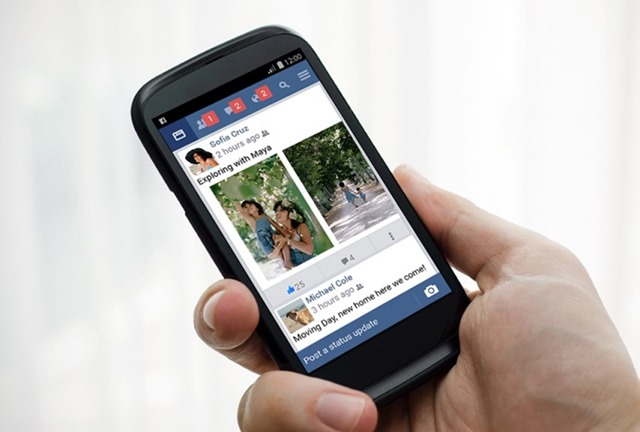 Facebook for Android_2