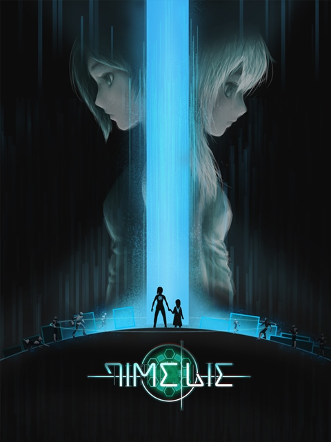 Timelie - Key Art